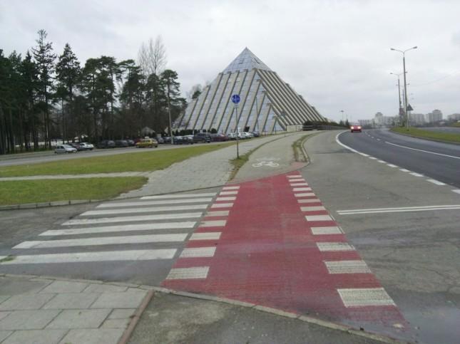 Tajemnicza piramida w Tychach