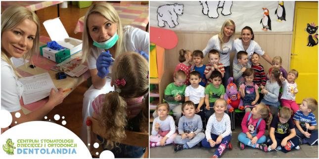 Akademia Zdrowego Uśmiechu odwiedza przedszkolaków