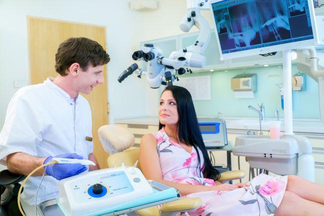 Konsultacja endodontyczna